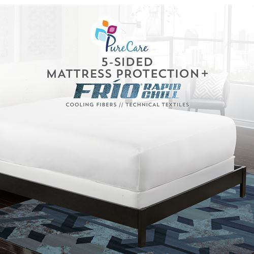 frio protects mattresses